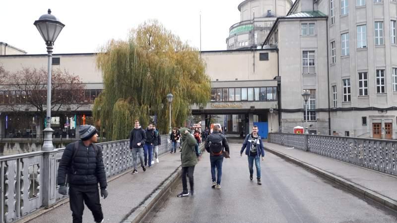 Brücke Museumsinsel