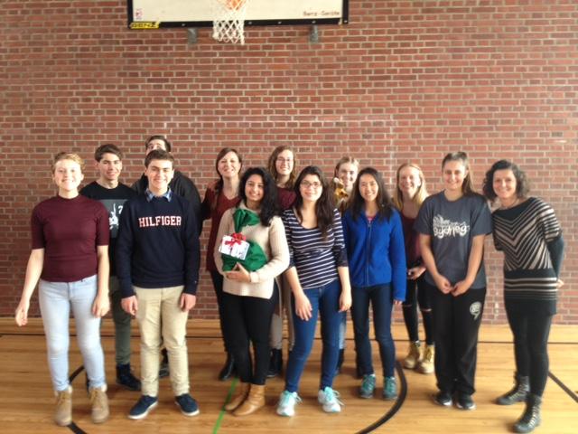 Australische Schülergruppe zu Besuch an der Adalbert-Stifter-Schule in Ulm