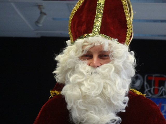 Nikolausfeier der Grundschule