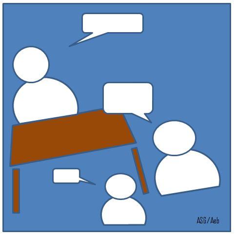 Lernentwicklungsgespräche an der ASG