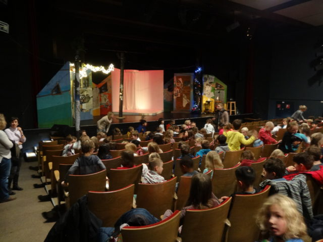Weihnachtsgeschichte im Alten Theater Ulm