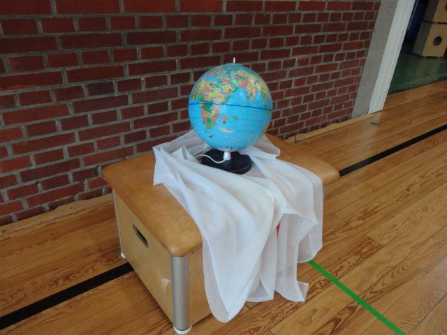 Schulversammlung der Grundschule